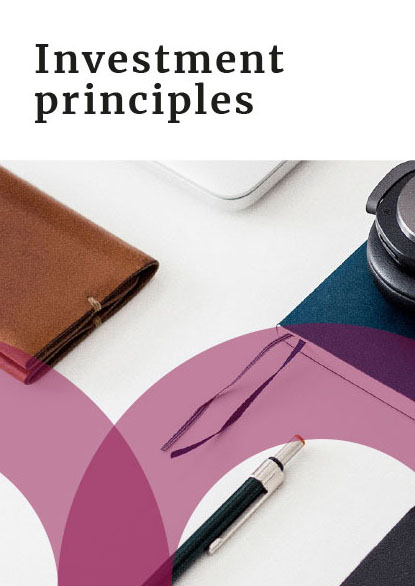 our-investment-principles